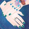 Crazy Celebrity Manicure