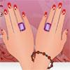 Girly Nail Design