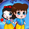 Prince Charming And Witch Mirror