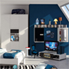 Blue Room Objects