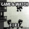 GAME & WATCH – FIRE