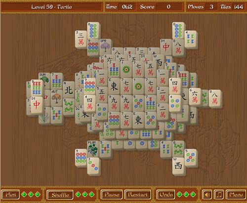 free mahjong classic