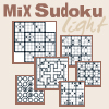 Mix Sudoku Light Vol 1