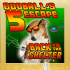 Oddball's Escape 5: Back to the Shelter