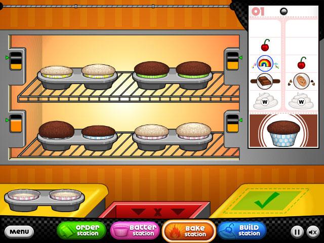 Papa S Cupcakeria Comidas Aderezos Cocina Cocinero Comida