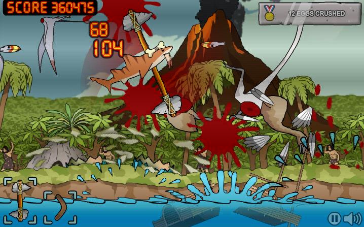 Prehistoric Shark - Acción - arcade, en, mausland, tiburones %