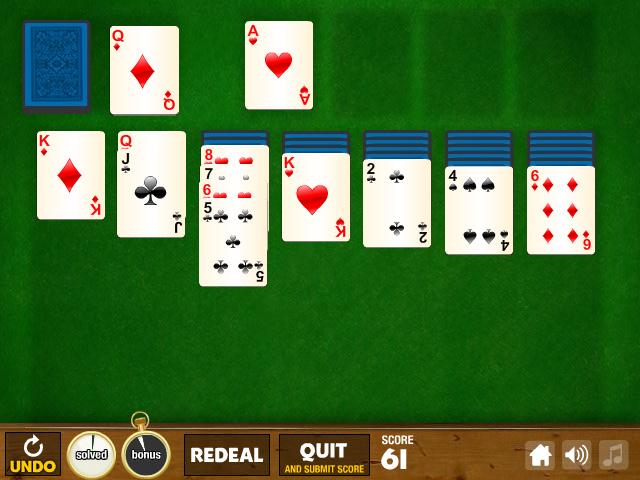 jocuri cu carti solitaire gratis