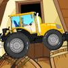 Tractor Racer With Score
