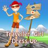 Traveller Girl dress up