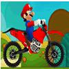 Super Mario Motorcycle Rush