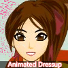 Animated Dress Up Game