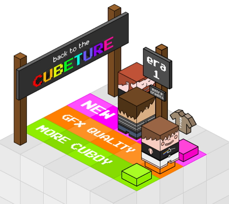 Back To The Cubeture