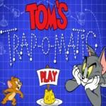 Tom And Jerry Tom's Trap O'Matic