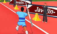 Summer Sports: Javelin