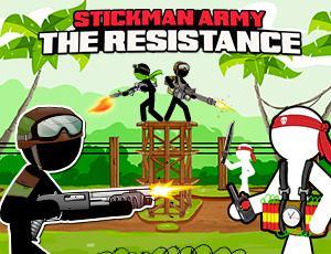 Stickman Army : The Resistance