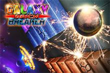 Galaxy Brick Breaker