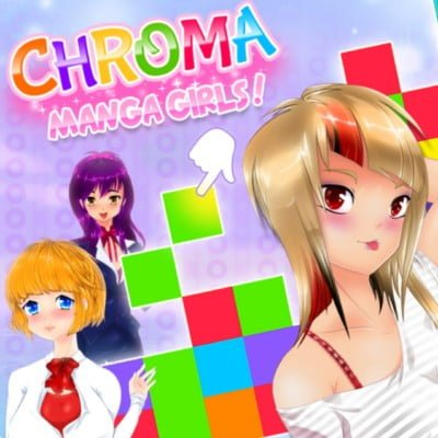 Chroma Manga Girls