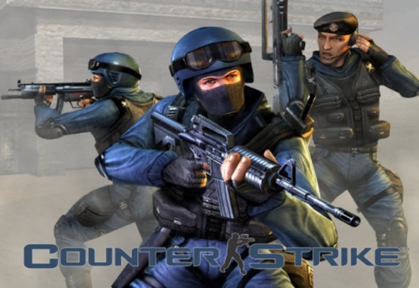 Counter Strike 1.6: Half Life Mod