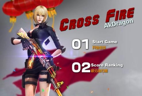 Cross Fire AKDragon
