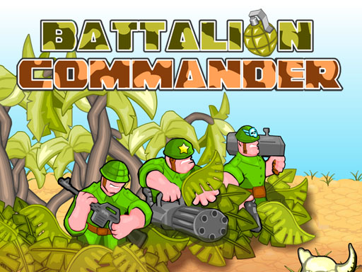 Battalion Commander – HTML5