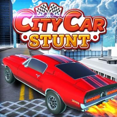 City Car Stunts Simulation