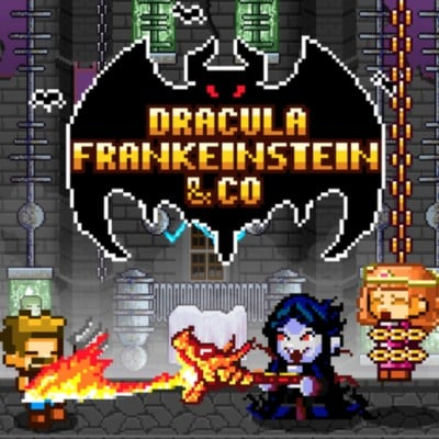 Dracula Frankenstein & CO