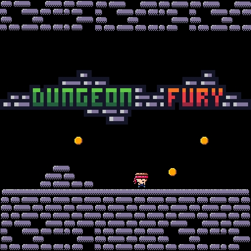 Dungeon Fury – PICO-8