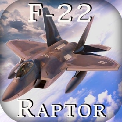 F22 Real Raptor Combat Fighter