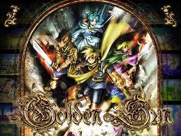 Golden Sun RPG