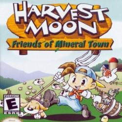 Harvest Moon Friend of Mineral Town