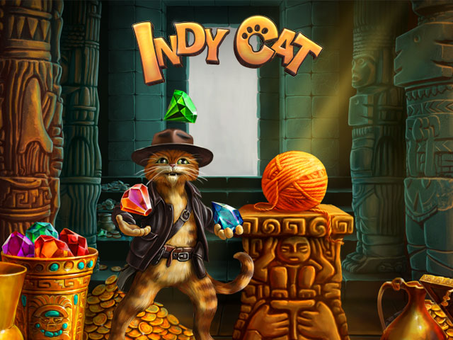 Juego Online Indy Cat