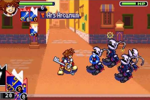 Kingdom Hearts – Chain of Memories