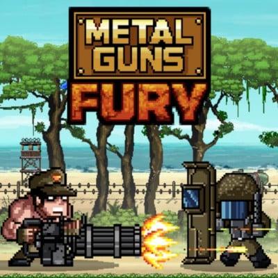 Metal Guns Fury Beat EM UP