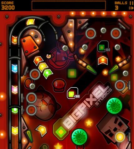 Magic pinball juegos de mesa arcade cl sicos pinball for Pinball de mesa