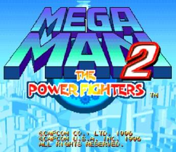 Mega Man 2 The Power Fighters
