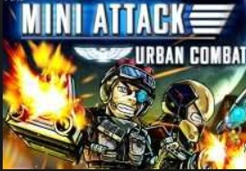 Mini Attack Urban Combat