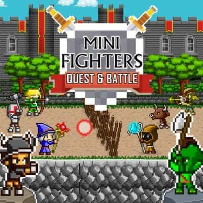 Mini Fighters Quest & battle