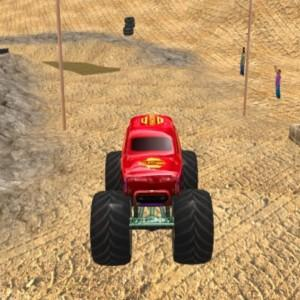 Monster Truck Dirt Racer