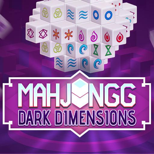 Mahjongg Dark Dimensions Tripple
