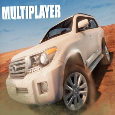 Multiplayer 4×4 Offroad Driving