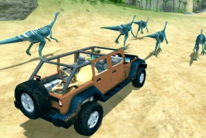 Off Road Velociraptor Safari