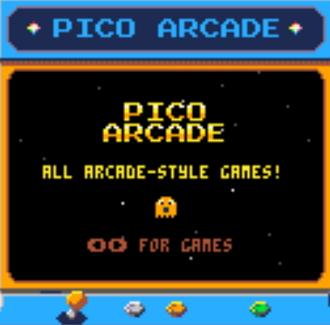 Pico Arcade