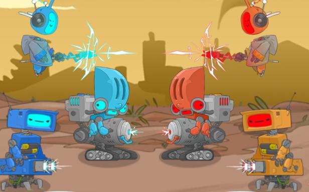 Robot Fighter – Epic Battles