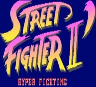 Street Fighter II Hyper Fighting