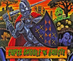 Super Ghouls´n Ghosts