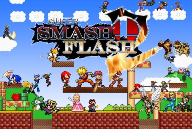 super smash flash s