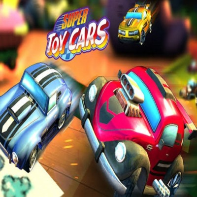 Super Toy Cars Racing