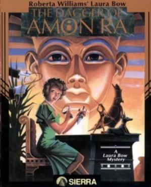 The Dagger of Amon Ra – Laura Bow