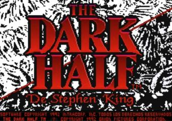 La Mitad Oscura -The Dark Half
