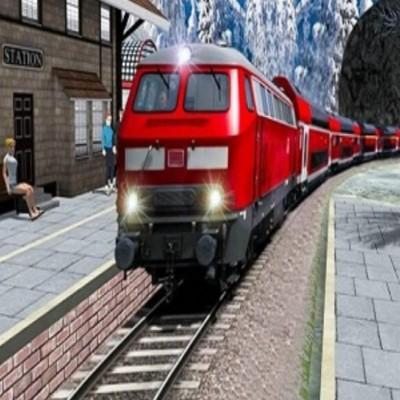 Railway Train Drive Simulator